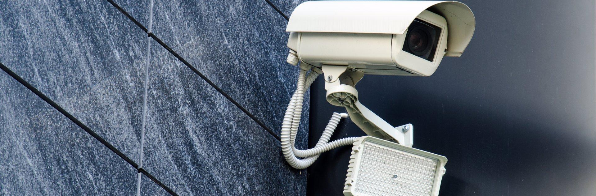 Sicurezza: impianti di videosorveglianza e allarme
